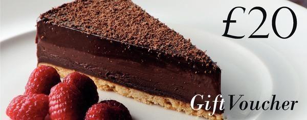 Restaurant Gift Vouchers